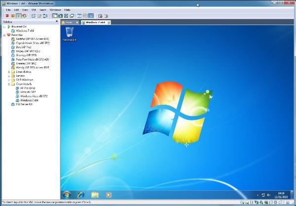 VMware-WS-7